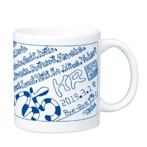 陶器製マグカップ
