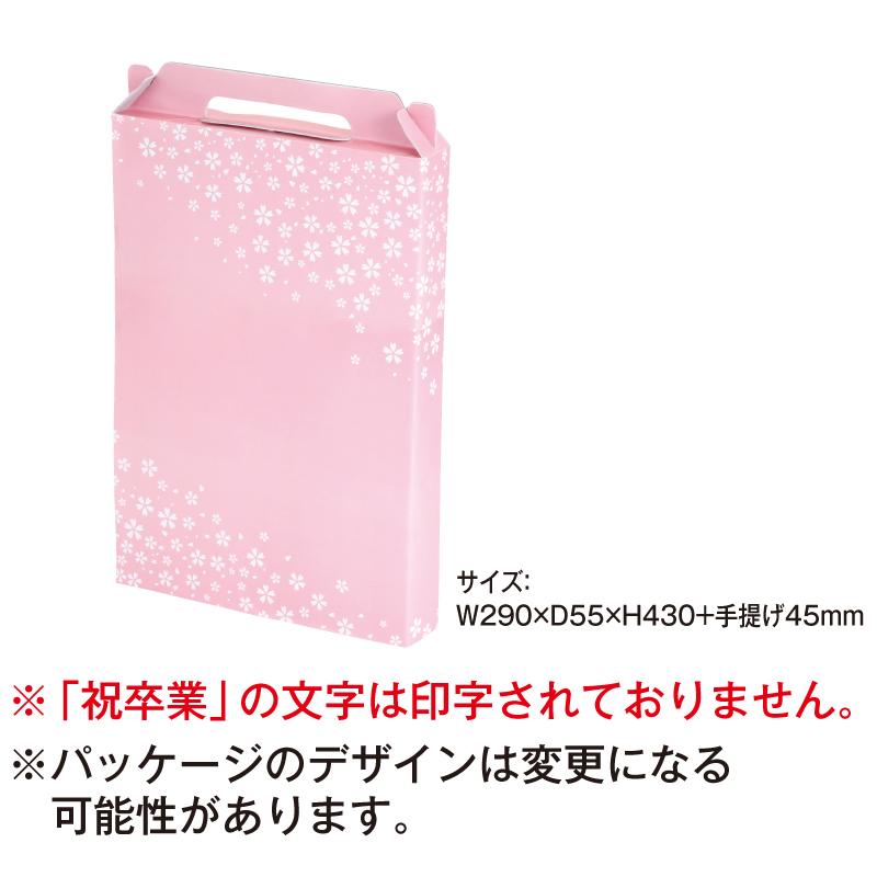 ハンガー桜柄パッケージ
